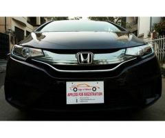 Honda FIT HYBRID FRESH IMPORT FOR SALE