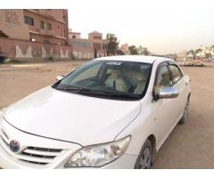 Toyota xli 2010 for sale in good amount
