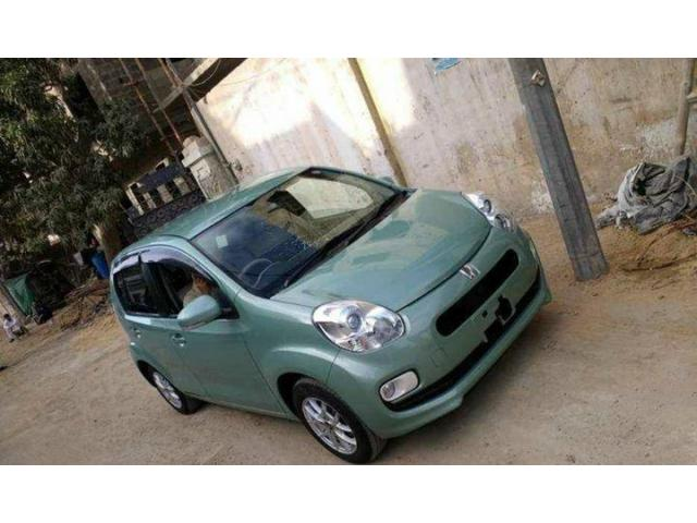 Toyota Passo hana plus 2014 Model Fresh Clear for sale