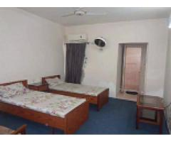 Fully Air Conditioned Furnished Rooms for Rent at Ideal Location
