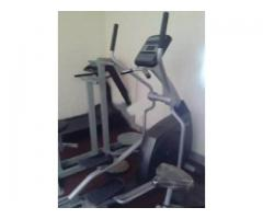 Gym machinery for sale in good amount