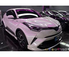 Toyota CHR 2017 for sale in good amount