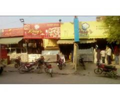 Restaurant for rent prime location amount is too good