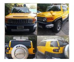 Toyota Fj Cruiser Automatic 2010 for sale