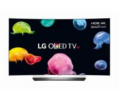 LG 55″ UHD LED TV 55C6V