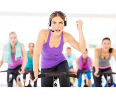 Exercise instructor for fitness for females