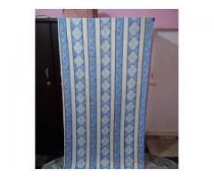 Gordijn blauw roze en ander type for sale