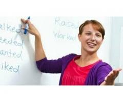 IELTS Teacher Female with a handsome salary