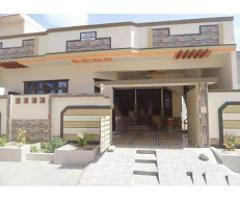 New Bungalow in Boundary Wall Society for sale in Saadi Town,karachi