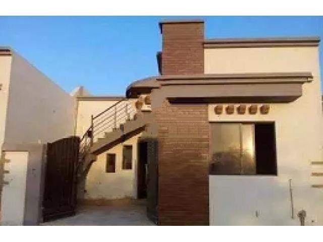 Saima Arabian villas Boundary wall compound for sale Karachi - Local
