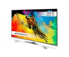 LG 55″ UHD LED TV 55UH850V