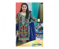 Shaista Lodhi Morning Show Dress for sale