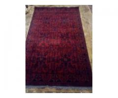 Khiyal muhammdi hand made carpet for sale in good amount