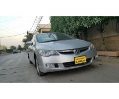 Honda Civic Reborn VTi Oriel 1.8 i-VTEC 2009 M / T for sale