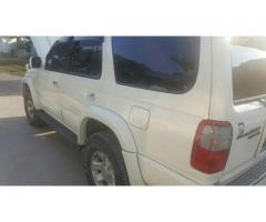 Toyota Surf model 2000 2700 cc for sale  Limited Edition G grade Karachi