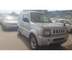 Suzuki jeep model 1998 1300 cc for sale in good amount