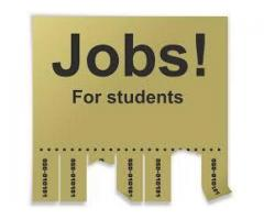 Job For students with a handsome salary