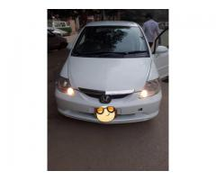 honda city 2004 Automatic for sale in good amount