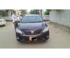 Toyota Corolla GLI 2012 for sale in good amount
