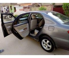 Toyota Corolla SE Saloon 05 Auto for sale in good amount