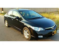 Honda Civic Reborn 2011 Sunroof + Navigation for sale