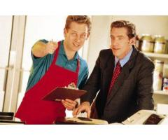 Sales officer required male with a handsome amount