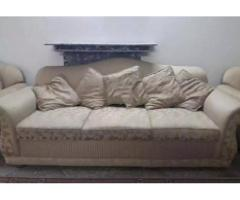 Brand new Sofa set for sale in good amount