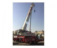 Liebherr All Terrain Crane Ltm 1250-6.1- Year 2009 for sale