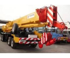 Tadano Truck Mounted Crane Gt-550e- Year 2006 for sale