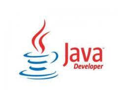 Hiring for Java Developer with a good pay