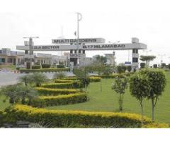 B-17 (Multi Gardens) Block E Prime Location Plot for sale on installments