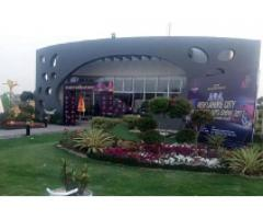5 Marla Plot in New Lahore City for sale
