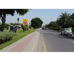 10 marla plot for sale in build johar block bahria town Lahore