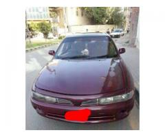 Mitsubishi galant luxury car automatic for sale in good amount