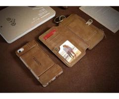 Buy Genuine Floveme 2 in 1 Multi functional Leather Wallet Cover for sale