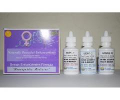 Breast Enlargement Drops & Oil formula