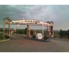 Islamabad cooperative housing society plots for investment / installments