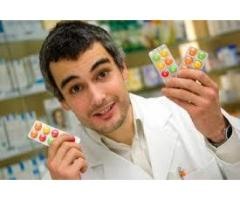 Pharmacy Person Required