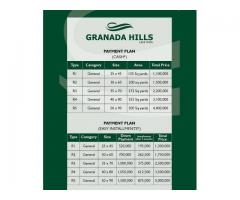 Granada Hills Rawalpindi: Residential Plots for sale