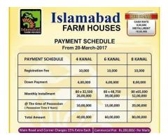Islamabad Farm Houses Rawalpindi:Farmhouse Plots for sale in good amount