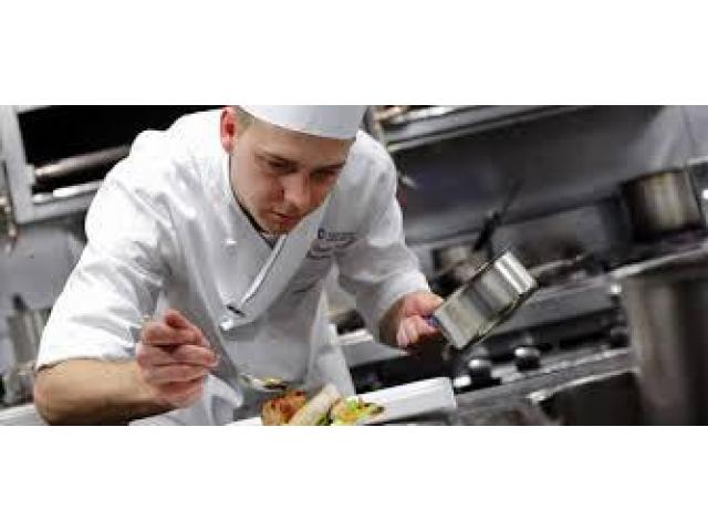 Male cook required with a good salary