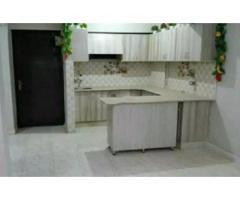 2 Beds 1st Floor Flat, Block C, Gulshan e Iqbal, Lahore for rent
