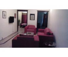 2 Beds fully Furnished Apartment for rent in Al-Safa Islamabad