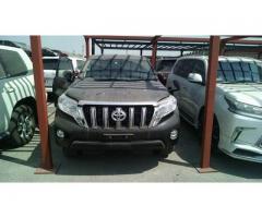 Toyota Land cruiser Prado TX 2014 for sale in good amount