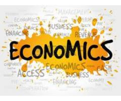 Economics services