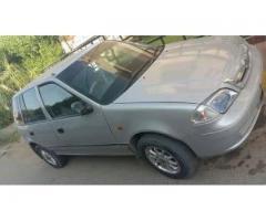 Suzuki Cultus 2000 VXR For sale in good amount