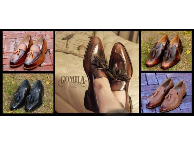 """Capri"""" tasselled loafer available with square front or round toe winter sale"""