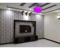 10 Marla Brand New Bungalow for sale Wapda town, Lahore
