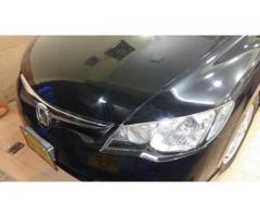 Honda civic Oriel prosmatic 2010/2011 for sale