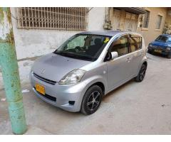 Toyota Passo for sale in good amount please visit us